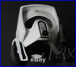 EFX Star Wars Scout Trooper HELMET Return of the Jedi Limited Edition IN STOCK
