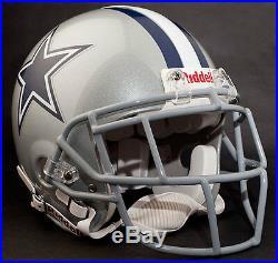 EMMITT SMITH Edition DALLAS COWBOYS Riddell AUTHENTIC Football Helmet NFL