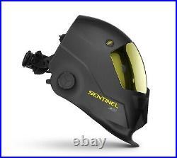 ESAB Sentinel A50 Welding Helmet & Lg Steiner Welding Jacket & FREE Accessories