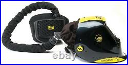 ESAB Warrior Tech Welding Helmet with PAPR Unit (AIR FED)