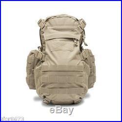 Elite Ops Helmet Cargo Pack Molle Hydration Carrier Warrior Assault Systems