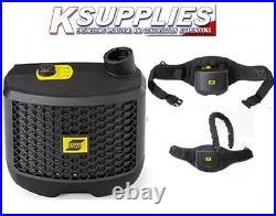 Esab A50 Headshield Shade 5-13 Welding Helmet & PAPR Air Fed Respirator