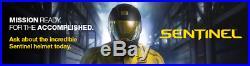 Esab Sentinel A50 Auto Darkening Helmet Free P&p Cheapest On Ebay