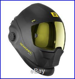 Esab Sentinel A50 Welding Helmet Mask C/w 4 Spare Antiscratch Lenses