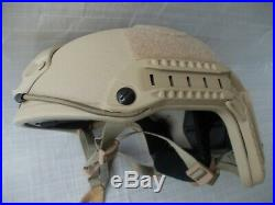 FAST bulletproof LVL 3A NIJ helmet tactical lightweight ballistic combat armor