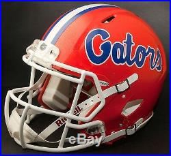 FLORIDA GATORS NCAA Riddell SPEED Full Size Authentic Football Helmet