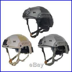 FMA Ballistic IIIA 3A Aramid Fiber Bulletproof Helmet Maritime OPS M / L /XL