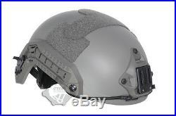 FMA Ballistic IIIA Bullet Proof Helmet Aramid Fiber Maritime OPS M/L