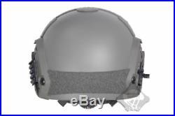 FMA Ballistic IIIA Bullet Proof Maritime Helmet Aramid Fiber OPS L-XL Adjustable