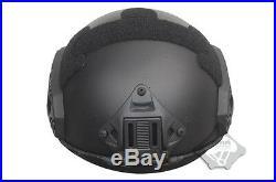 FMA Ballistic IIIA Bulletproof Helmet Aramid Fiber Maritime OPS TB856 L/XL