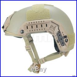 FMA Tactical Ballistic Helmet LVL IIIA Bulletproof Maritime Helmet OPS M/L L/XL