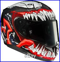 Free Shipping Helmet Hjc Rpha 11 Pro Venom 2 Marvel Medium