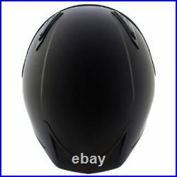 Full Face Motorcycle Helmet with Intercom Bluetooth Headset + Iridium Shield