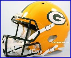 GREEN BAY PACKERS Riddell Full Size SPEED Replica Helmet