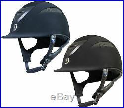Gatehouse Conquest Mkii Horse Riding Hat/Helmet Suedette Velvet ALL SIZES PAS015