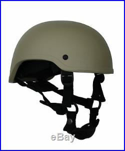 Gefechtshelm Special Forces Helmet KSK half cut ballistischer Schutzhelm DSO MEK