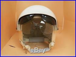 Gentex Flight Helmet with Dual Visor NOS (Medium)