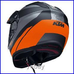 Genuine KTM Hornet ADV Adventure Motorcycle Crash Helmet Exclusively By Shoei