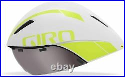 Giro Aerohead MIPS Adult Road Cycling Helmet White/Citron