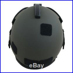 HGU-84P Helicopter Pilot Helmet airsoft ABS replica green FREE SHIPPING