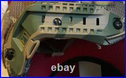 HIGoperator Airframe style airsoft Helmet FMA