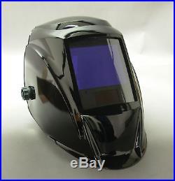 HTP Striker Digital Auto Darkening Welding Helmet Hood Mig Tig Stick Arc Mask
