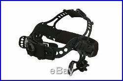 HTP Striker Supreme XL Black Auto Darkening Welding Helmet Hood Mask
