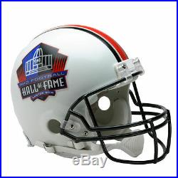 Hall Of Fame Riddell NFL Full Size Authentic Proline Football Helmet
