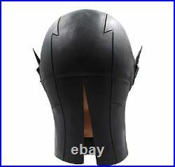 Halloween Cosplay The Flash 2 Zoom Latex Helmet Mask Full Face Fancy Dress