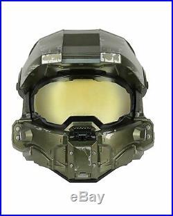 Halo Master Chief Motorcycle Helmet Small