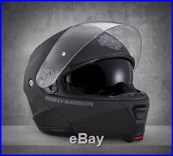 Harley Davidson Capstone Sun Shield Modular Helmet