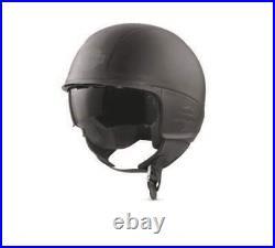 Harley Davidson Delton Open Face Motorcycle Helmet Matt Black 98344-17EX