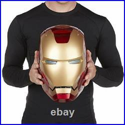 Hasbro Marvel Legends Iron Man Electronic Helmet