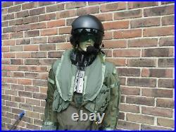 Helicopter Pilot Costume Loadout. Immersion Suit (M) Helmet/Life Vest/Gloves More