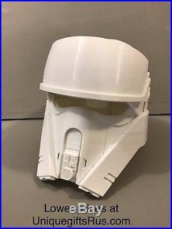 Helmet Included Star Wars Shoretrooper Movie Costume Armor First Order Cosplay