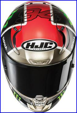 Hjc Rpha 11 Jonas Folger Motorcycle Helmet Large