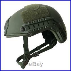 IDF Masada Armour Fast Ballistic Helmet 3A/IIIA by NIJ standard Made in Israel