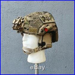 Iiia Tactical Ballistic Dh132b CVC Gentex Helmet Ops Core Seal Marsoc Cag Uksf