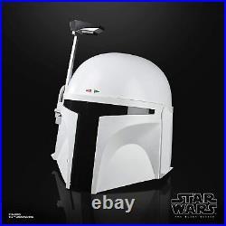 In Hand Star Wars The Black Series Boba Fett (prototype Armor) Electronic Helmet