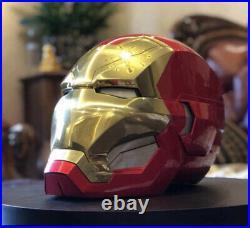 Iron Man Helmet, Automatic On-off Electric Model