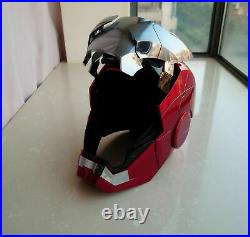 Iron Man MARK5 Helmet Voice-controlled Touch/ Remote Control Collection Cos Prop