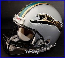 JACKSONVILLE JAGUARS 1995 NFL Riddell FULL SIZE Replica Football Helmet