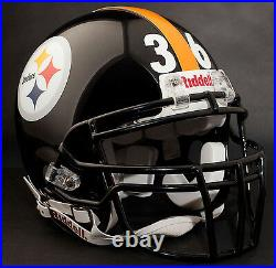 JEROME BETTIS Edition PITTSBURGH STEELERS Riddell REPLICA Football Helmet