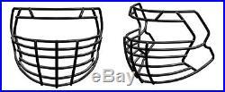 JUSTIN TUCK style Riddell Revolution SPEED Football Helmet Facemask BLACK