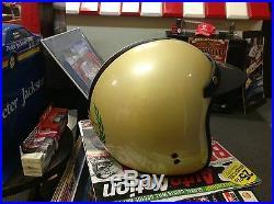 Jack Brabham Helmet Number 018/250 Signed Visor (1959/1960 Replica Full Scale)
