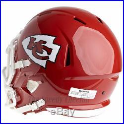 Kansas City Chiefs Riddell Speed NFL Full Size Replica Football Helmet