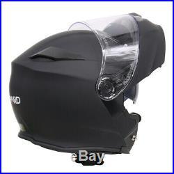 LEO727 Bluetooth Modular Flip up Motorbike Helmet Motorcycle Full Face Helmet
