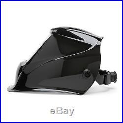 LINCOLN Viking 2450 SERIES Black Auto Darkening Welding Helmet K3028-3