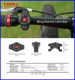LIVALL 2018 BH60SE Smart Cycle Helmet & Controller UK Wireless Bluetooth Bike