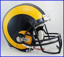 LOS ANGELES RAMS 1981-1994 NFL Riddell FULL SIZE Replica Football Helmet